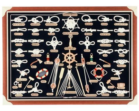 nudos marineros decorativos cabuller 237 a el arte de anudar