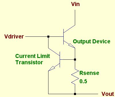 current limiting resistor for mosfet superpower regulator by belleson