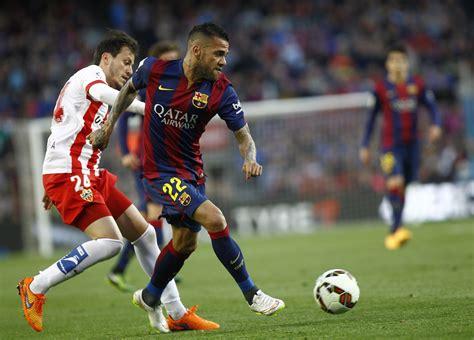 manchester united barcelonas dani alves admits