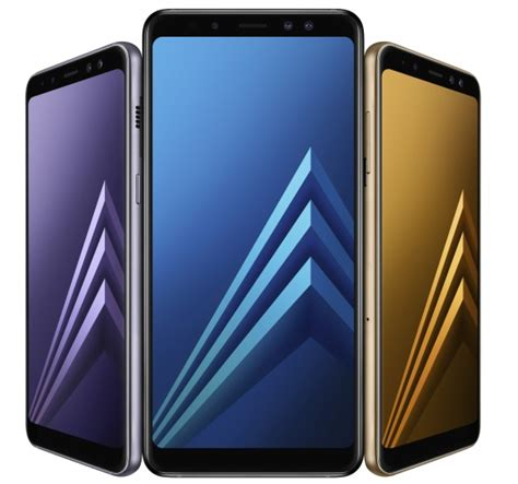 Samsung A8 Vr 46 1 Custom samsung galaxy a8 brings slim bezels dual front cameras gear vr to mid range phones liliputing