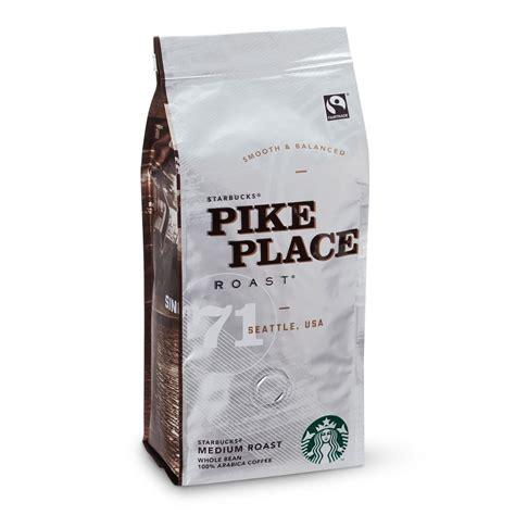 Starbucks Pike Place starbucks 174 pike place 174 roast