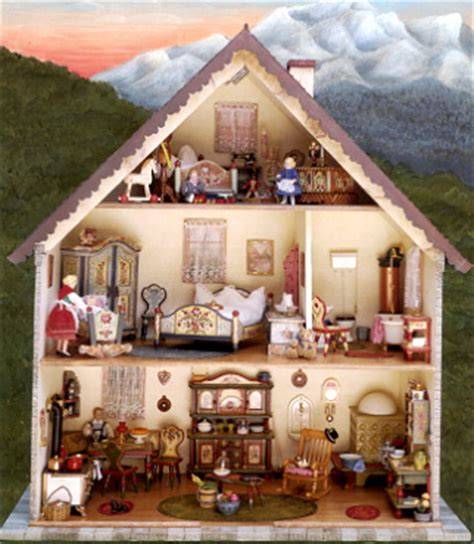 Enlarged Doll House Photos