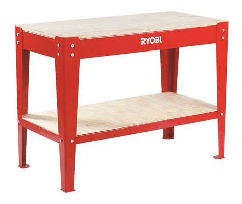 ryobi work bench ryobi heavy duty work bench red buy online in south