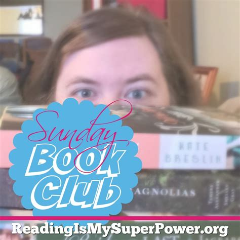 The Sunday Book Club by Sunday Book Club Shredder Must Reads Reading Is