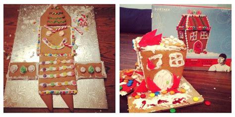 gingerbread house fails christmas pinterest fails