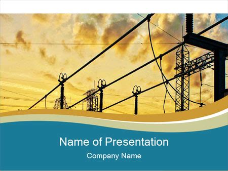Electrical Engineering Powerpoint Template Backgrounds Electrical Engineering Ppt Templates Free