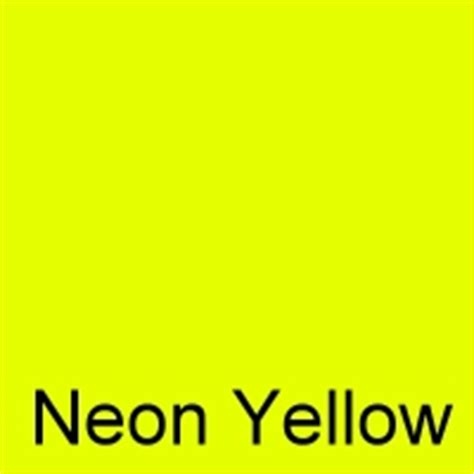 neon yellow color code color swatches for brigitewear