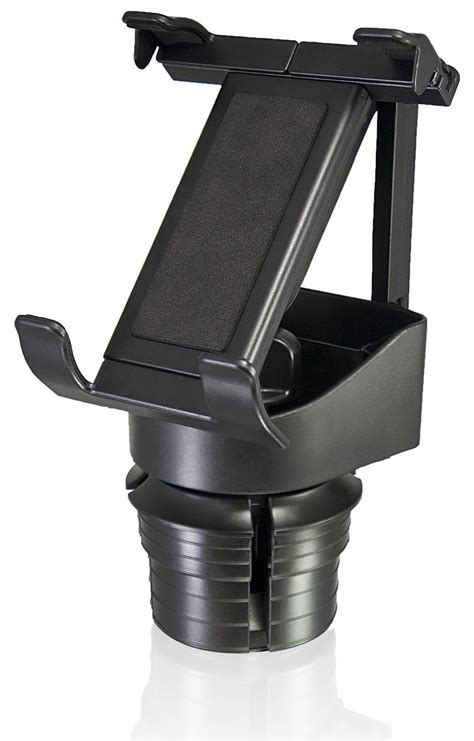 With Cup Holders by Tablet Cup Holder Mount Adjustable Base For Universal Fit