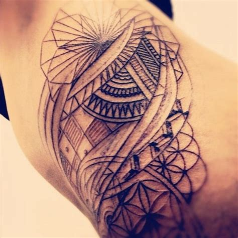 geometric tattoo usa 50 best images about geometric tattoos on pinterest hart