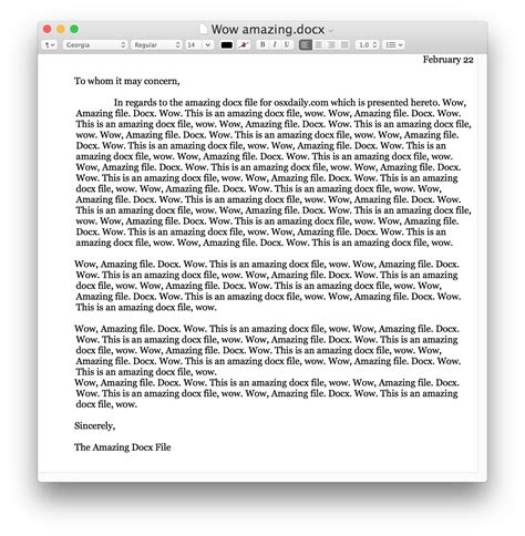 format file osx how to edit a downloaded document on mac