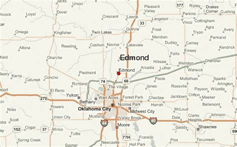where is edmond oklahoma on the map top mapquest map of edmond oklahoma wallpapers