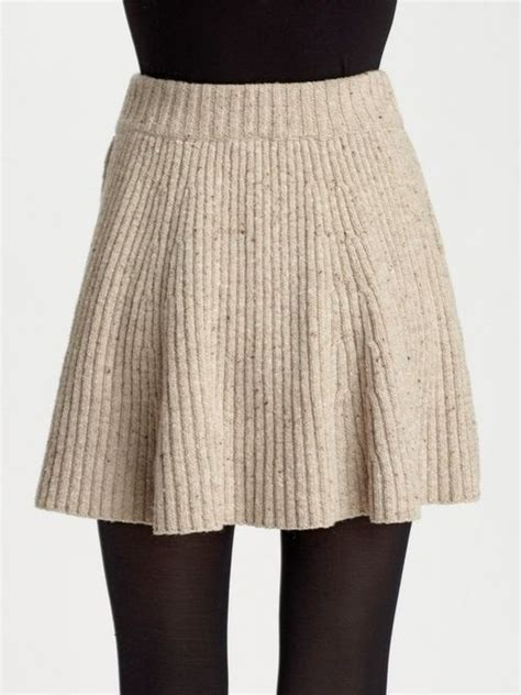knit skirt 17 best ideas about knitted skirt on knit