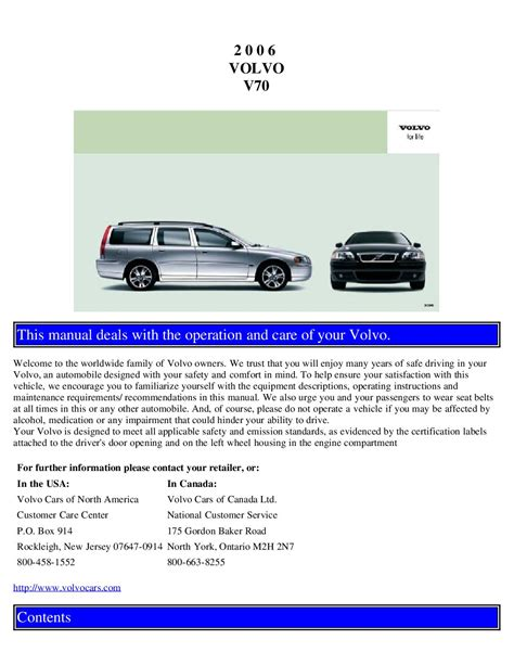 volvo c70 owners manual pdf download autos post volvo v70 owners manual pdf download autos post