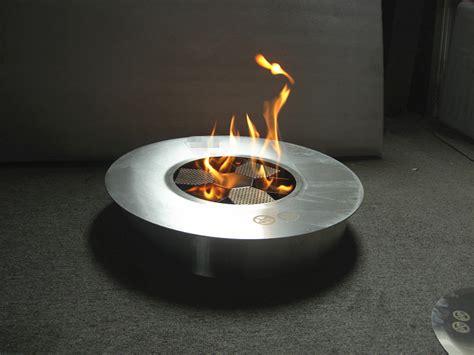bio ethanol pit smokeless pit burner instinct bio fires