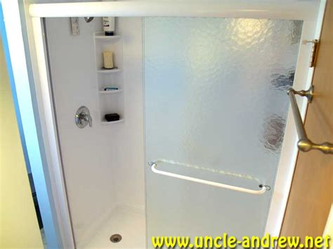 Bathroom Fit Out Cost by How To Install A Faucet In An Acrylic Shower Unit Bathroom
