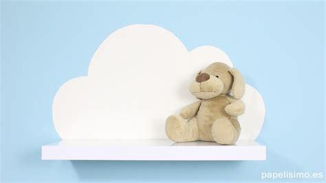 decorar habitacion bebe con nubes c 243 mo hacer estanter 237 as con forma de nube para decorar tu