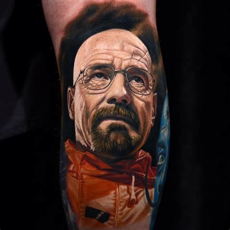 nikko hurtado tattoo hyperrealistic portraits of pop culture characters