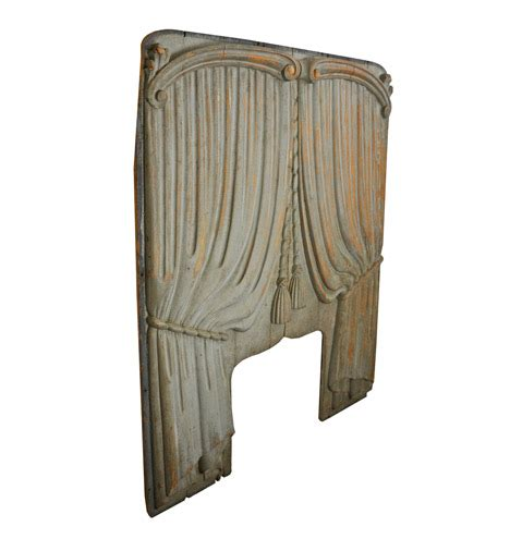 hearse curtains hand carved curtain panel from funeral hearse rejuvenation