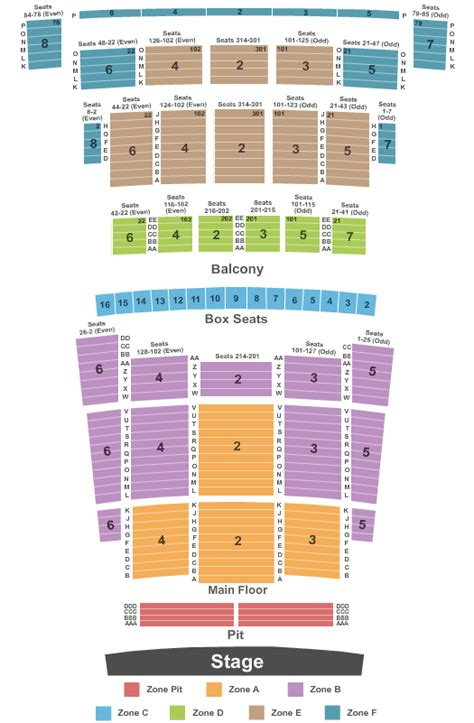 detroit opera house seating map the king detroit opera house tickets the king