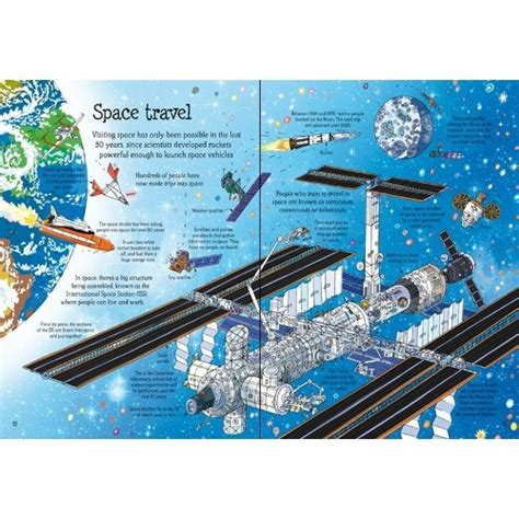 Usborne See Inside Space see inside space usborne