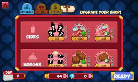 burger shop android full version apk my burger shop fast food for android free download my
