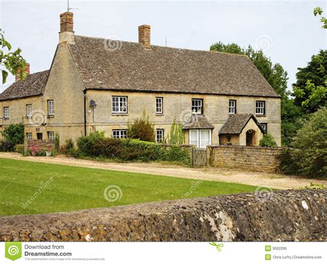 Building Plans Homes Free traditional english rural farmhouse royalty free stock