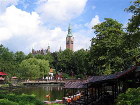 Tivoli Gardens Denmark by Tivoli Garden