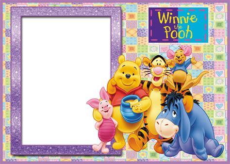 imagenes de winnie the pooh para descargar gratis marcos para fotos de winnie de pooh imagui top marcos