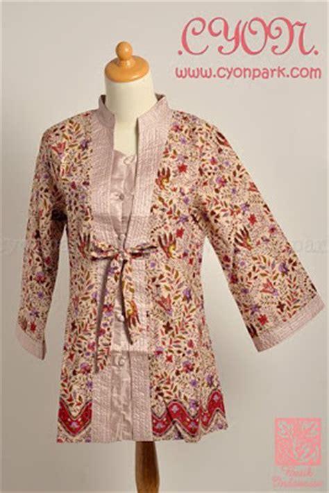 Atasan Lovin istirokhah daily s design batik untuk acara pernikahan
