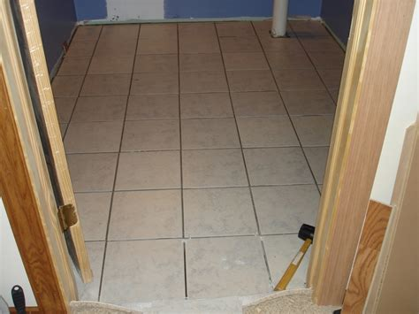 bathroom floors without grout removing bathroom grout