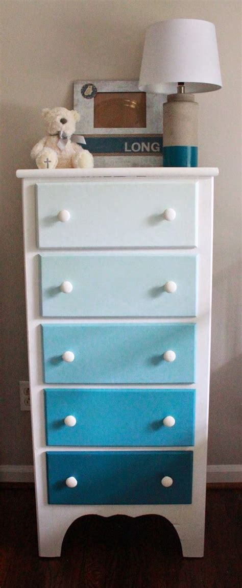 Diy Ombre Dresser by 10 Creative Diy Ombre Home Decorations