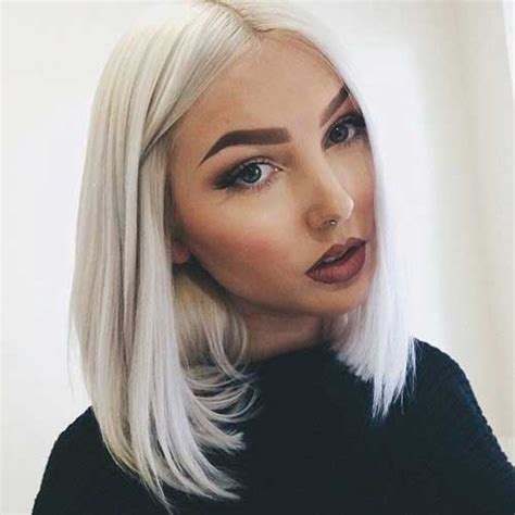 long bob haircut pale skin 20 new short girl haircuts short hairstyles 2017 2018