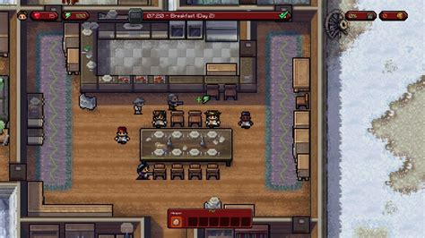 the escapist craft the escapists the walking dead bites into ps4 in february