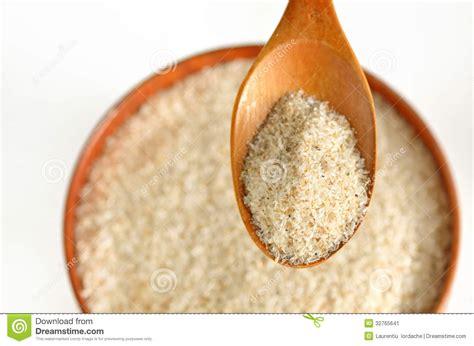 supplement source psyllium seed husks stock image image 32765641