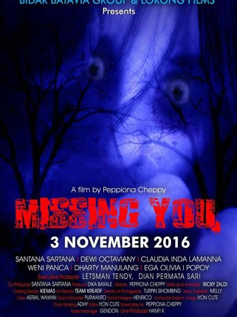 film horor indonesia missing missing you film horor indonesia yang sangat mencekam