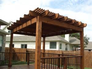 built cedar patio covers arbors free standing