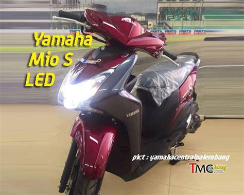 Lu Led Untuk Motor Mio bocoran penakan yamaha mio s led perkiraan bahasa