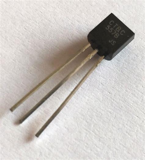 bc557 pnp transistor description bc557 transistor pinout description equivalent datasheet