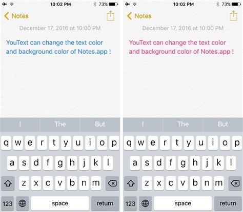 youtext lets  colorize  text  background