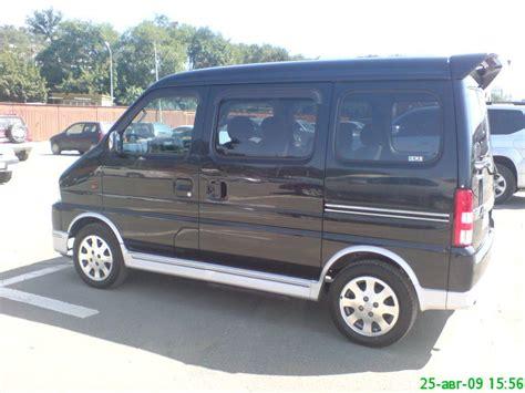 Suzuki Every Landy 2001 Suzuki Every Landy Pictures 1300cc Gasoline