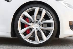 Wheels Tesla Model S 2017 Tesla Model S P100d Test A New Record 0 60