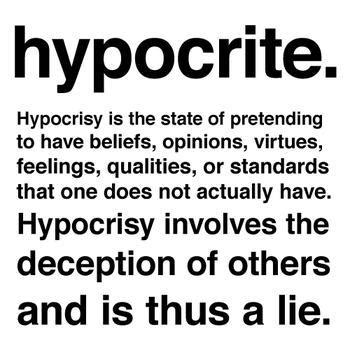 Is A Hypocrite by Quotes About Hypocritical Quotesgram