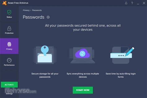 Anti Virus Avast avast free antivirus 9 0 2018 for windows filehorse