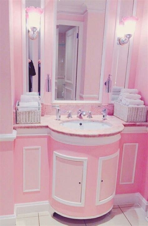 Pink Bathroom Ideas by Best 20 Pink Vanity Ideas On Vanity