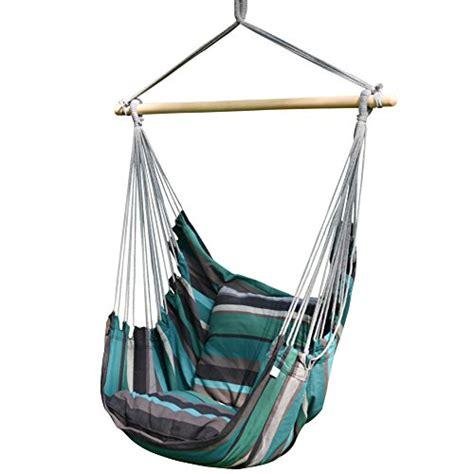 comfortable hanging chair prime garden pink stripe soft comfort hanging hammock