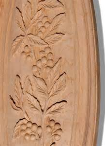 brookdale wood caving and oval maple wood carving