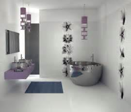 Purple Bathroom Decorating Ideas Pictures Innovative Bathroom Decor Ideas Design Decor Idea