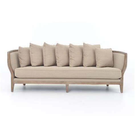 single cushion sofa
