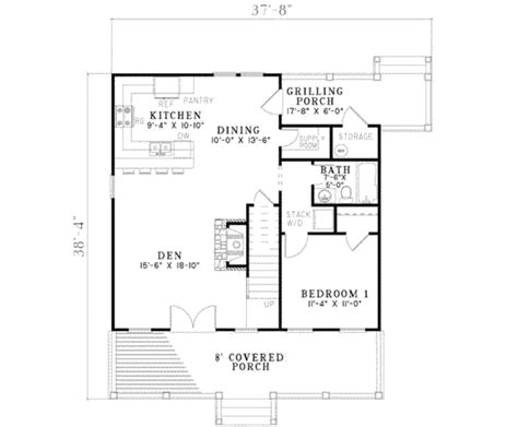 House Plan 17 1017 House Design Ideas Integrated Multi Family House Plans