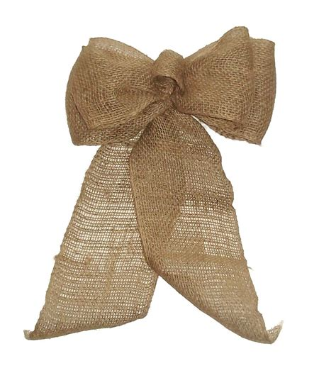 burlap bows for christmas decorations country christmas